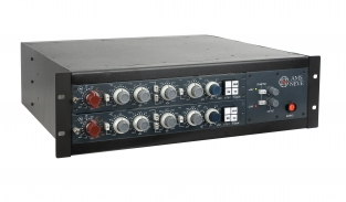 Neve 1081 3U Rack with PSU (Fits 2 Modules)