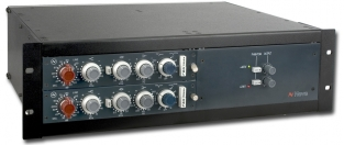 Neve 1073/1084 3U Rack with PSU (Fits 2 Modules)